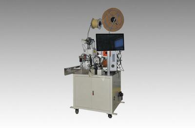 LK5600全自动喷码双头端子机